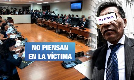 Comisión de Ética cita a tripulante de Latam por caso Mamani