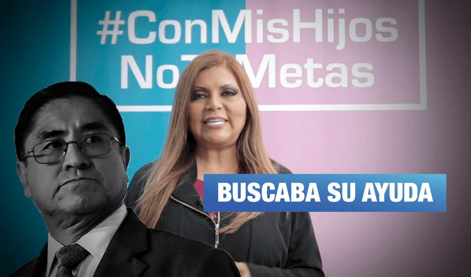 Gobierno accedió a solicitud de extradición activa de César Hinostroza