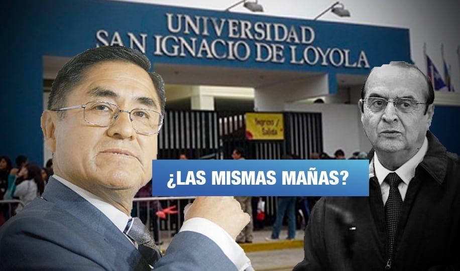 Exoperador de Montesinos le hizo un 'favorcito' a Hinostroza desde la USIL
