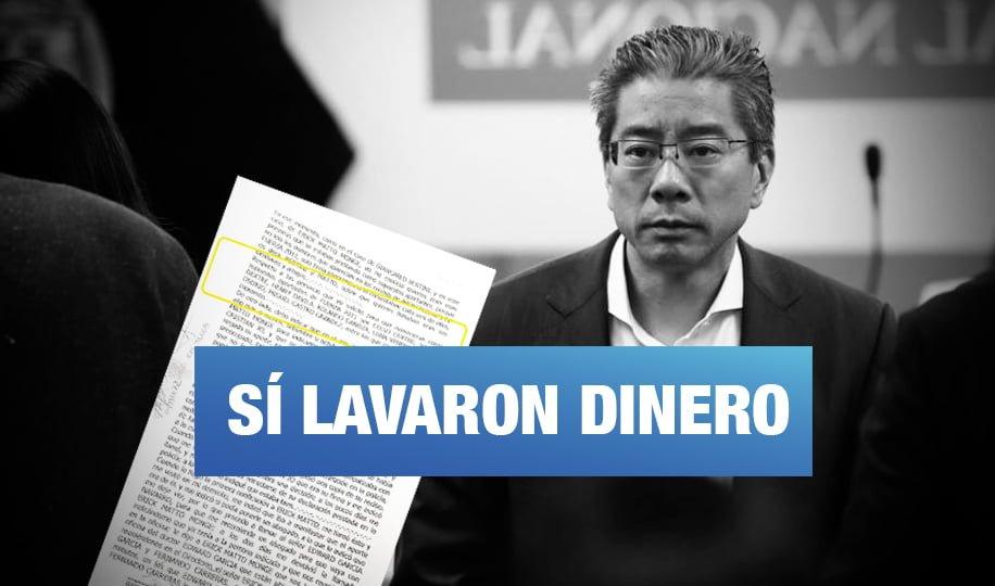 Conoce a los 7 falsos aportantes a los que delató Jorge Yoshiyama