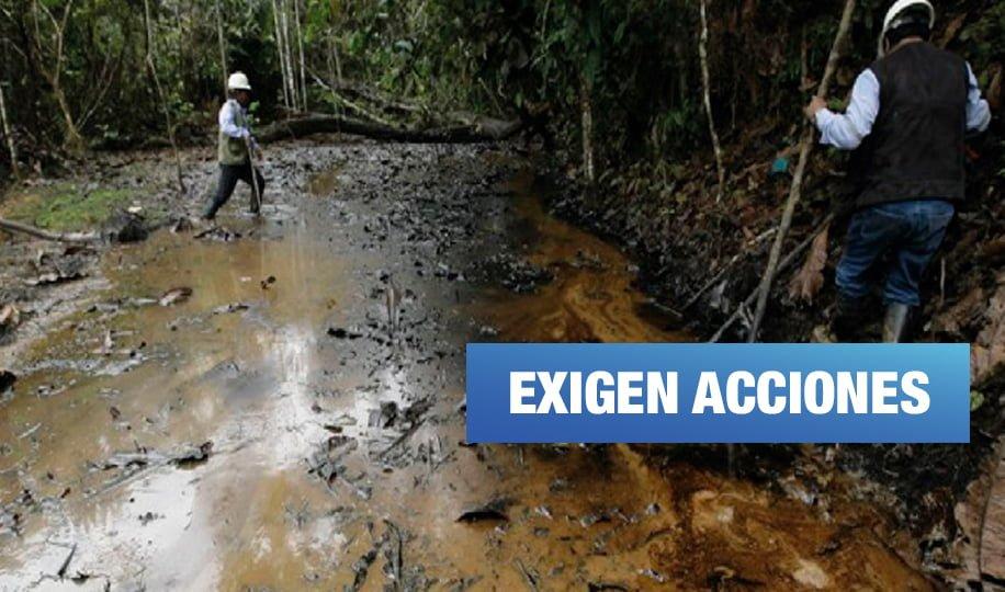 <H1>Comunidades amazónicas afectadas por derrames de petróleo siguen sin atención médica</H1>-<p style='font-weight: normal;'>La Defensoría del Pueblo también exige acciones del Ministerio de Salud y supervisa el cumplimiento de los acuerdos entre las comunidades y el Estado. </P></H6>