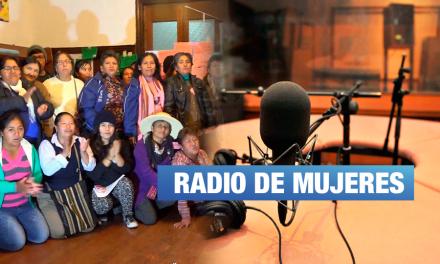 Puno estrena el primer programa radial dirigido por mujeres y emitido en quechua, aymara y español