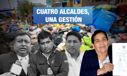 Villa María del Triunfo: La crisis municipal detrás de la basura