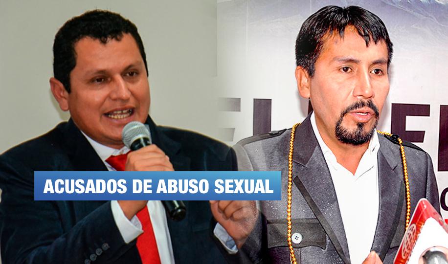 Candidatos acusados de violación sexual ganan elecciones en Arequipa y  Piura