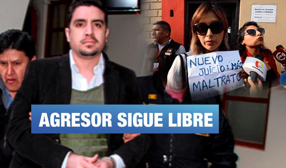 La justicia no llega para Arlette Contreras