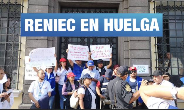 Ministro Oliva reta al RENIEC y al Poder Judicial, por Carlos Bedoya