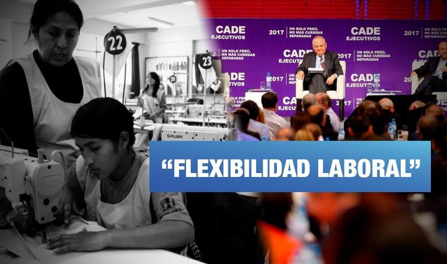 <H1>El debate Post-Cade: ¿Ante menos empleos, despidos más fáciles?, por Pedro Francke</H1>-<p style='font-weight: normal;'>Si sumamos los jóvenes que se suman al mercado laboral con la inmigración venezolana, hay un millón más de personas buscando empleo en el Perú.</P></H6>