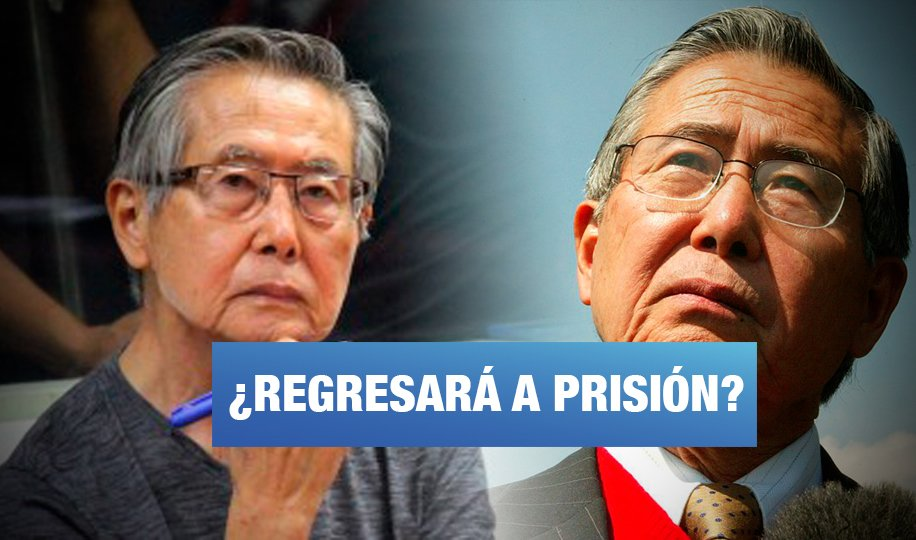 Sala de Apelaciones revisará anulación de indulto a Fujimori este lunes