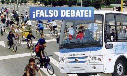 El falso debate sobre la bici y el transporte público, por Paul Maquet