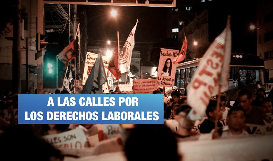 La protesta se justifica, por Pedro Francke