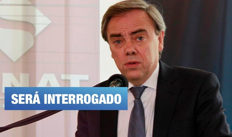 Presidente de Telefónica está citado en la fiscalía por aportes al fujimorismo