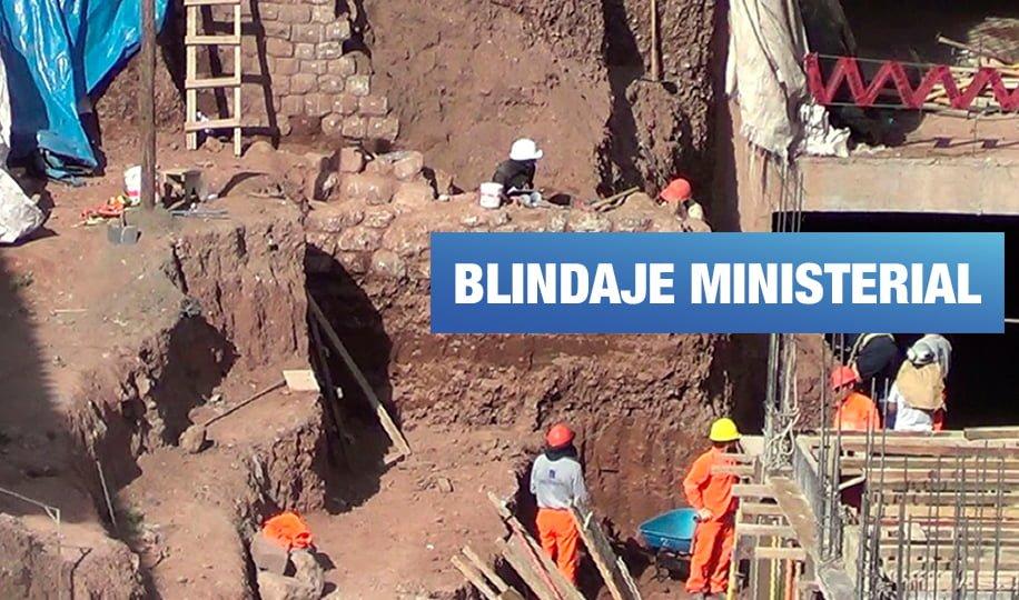Ministerio de Cultura anula multa contra inmobiliaria que destruyó patrimonio en Cusco