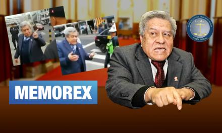 ¿Quién es el jefe de la OCMA que pide arresto domiciliario para Alberto Fujimori?