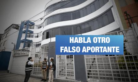 Estudio Oré reconoce haber acompañado a aportantes del fujimorismo