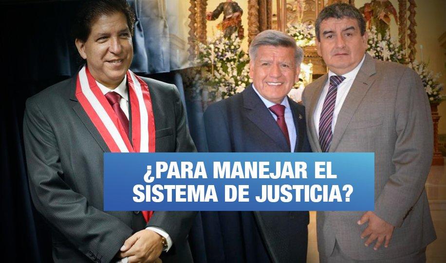 Acusan a hermanos Acuña de favorecer a Iván Noguera y Tomás Gálvez