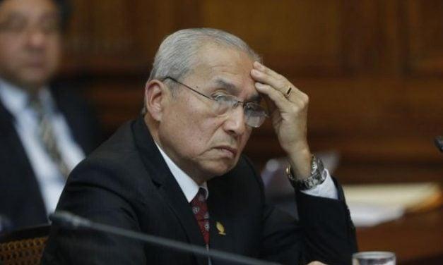 Martín Vizcarra presenta hoy PL para declarar en emergencia al Ministerio Público
