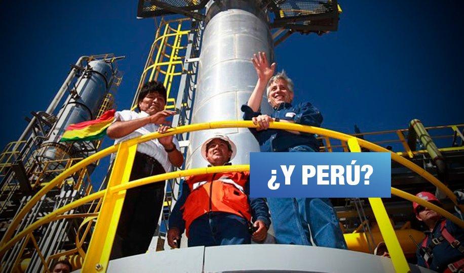 Política energética: Bolivia nos gana 10 a 0, por Humberto Campodónico