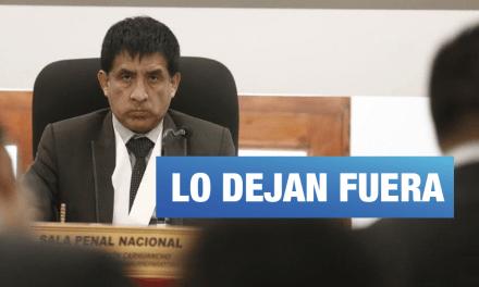 Retiran al juez Richard Concepción Carhuancho del caso de Keiko Fujimori