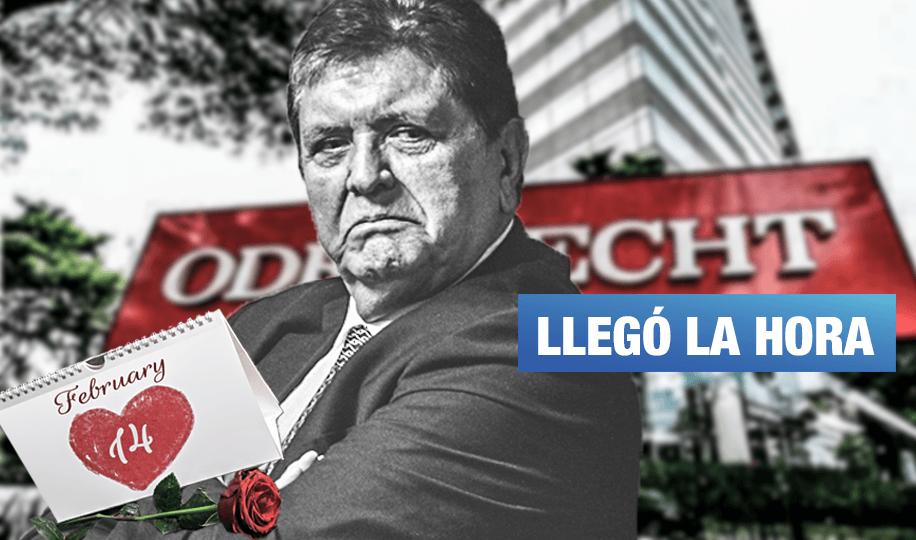 Caso Alan: Interrogarán a funcionarios de Odebrecht vinculados a 'Caja de sobornos'