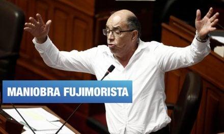 """Avelino Guillén sobre caso Donayre: """"Es una estrategia de impunidad"""""""