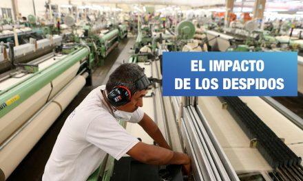 ¿El despido no tiene consecuencias sociales?, por Carlos Mejía