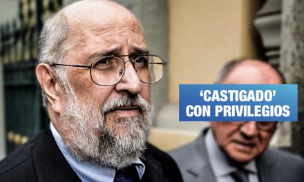 Sodalicio anuncia acciones contra Figari, pero con privilegios