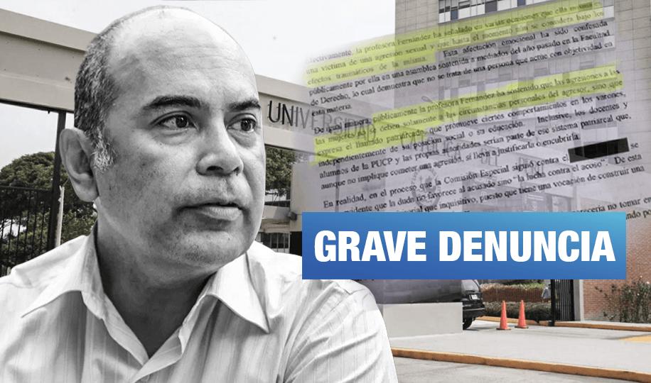 Acusan a Defensor Universitario PUCP de discriminación por género
