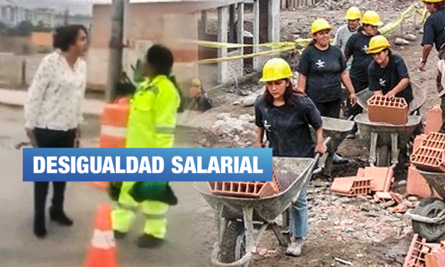 Las mujeres vigías en la industria de la construcción, por Carlos Mejía