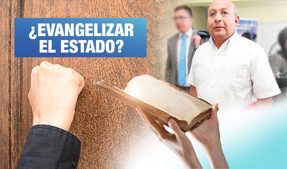 Proyecto de ley propone asistencia religiosa evangélica en entidades públicas