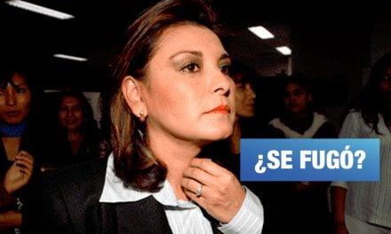 Las contradicciones sobre la presunta fuga de la hermana del narcotraficante 'Lunarejo'