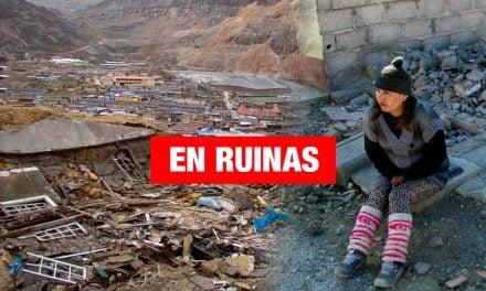Poder Judicial ordena a minera Chinalco detener  demolición de Morococha