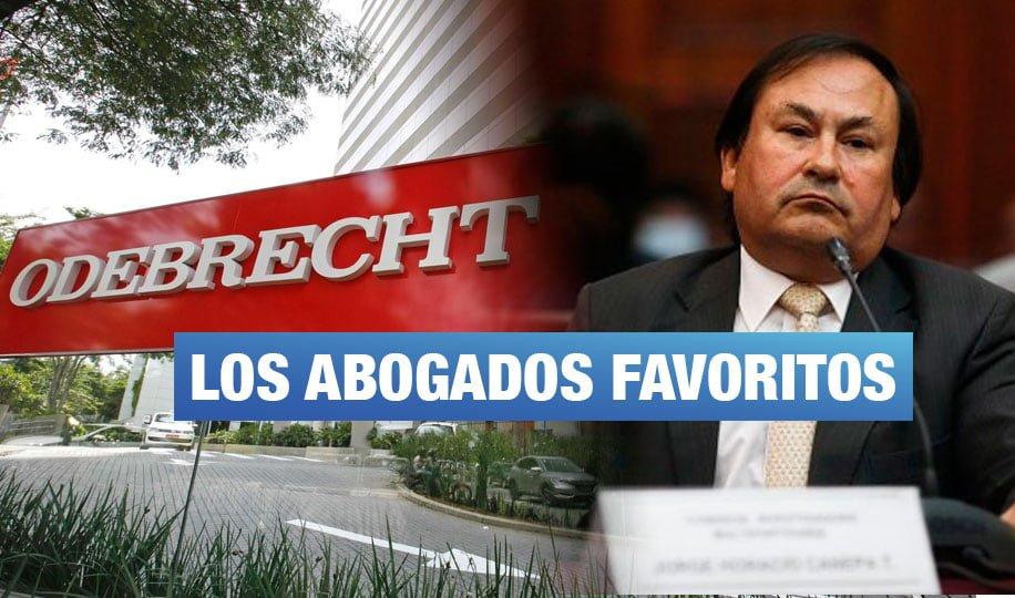 Árbitro favoreció a Odebrecht para que ganara S/. 300 millones con el Estado