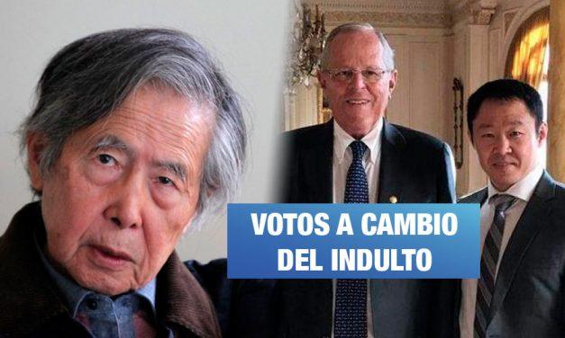 Kenji Fujimori: PJ amplía investigación de Fiscalía por compra de votos