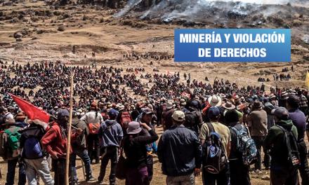 Poblaciones afectadas: Ni violentistas, ni chantajistas, por Mirtha Vásquez