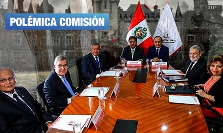 ¿Quiénes integran la Comisión Especial que elegirá a la Junta Nacional de Justicia?