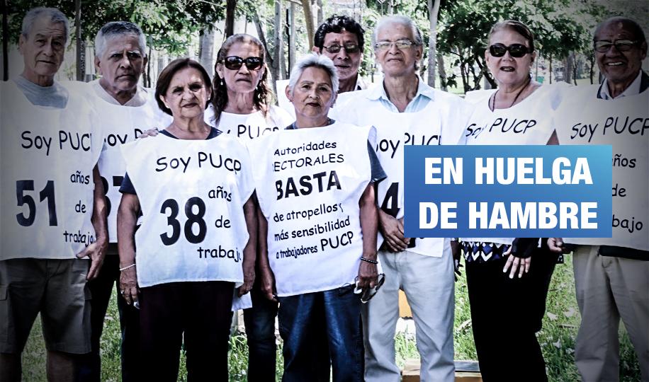 PUCP: El reclamo de los jubilados por recortes a sus beneficios pensionarios