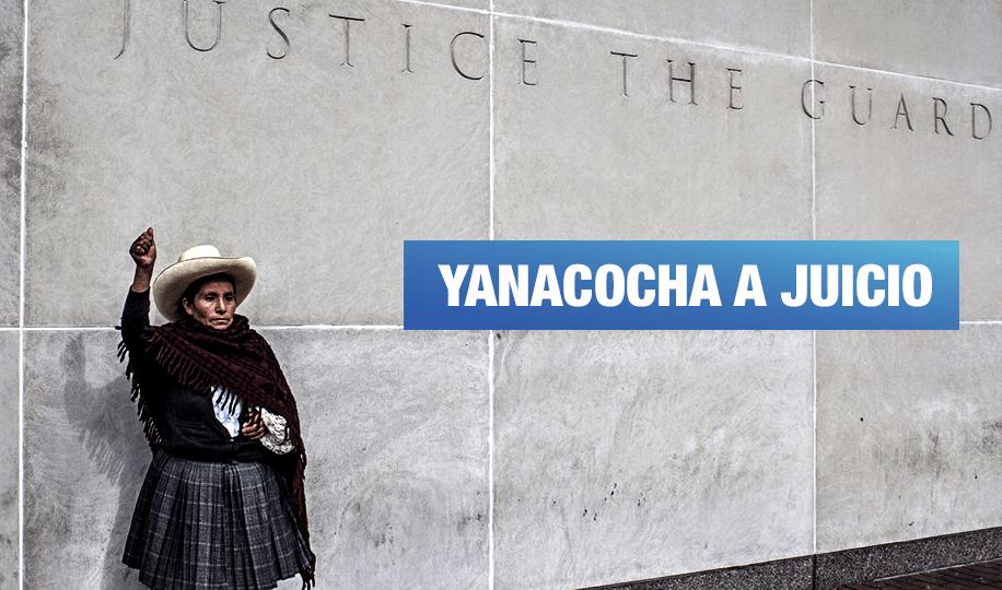 Tribunal de EE.UU admite denuncia de Máxima Acuña contra Yanacocha