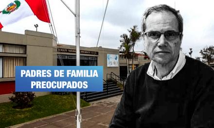 Exsodálite acusado de abusos es nuevo director de colegio Liceo Naval