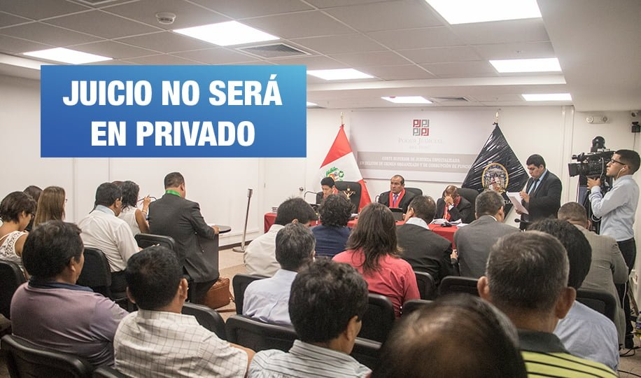 Caso Manta y Vilca: Sala decide que el juicio será público y ordena detención contra 3 militares