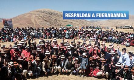 Las Bambas: Comunidades de Apurímac inician huelga indefinida por conflicto con minera