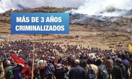 Las Bambas: declaraciones de Estado de emergencia se extienden desde 2015