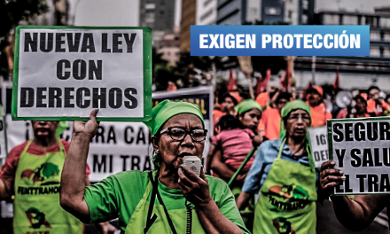 Trabajadoras del hogar proponen nueva ley que garantice sus derechos laborales