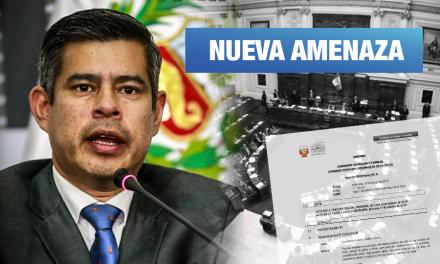 Luis Galarreta insiste en proyecto para eliminar «ideología de género» de políticas públicas