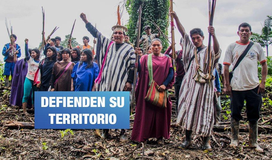 Catungo Quimpiri: Los asháninkas que resisten a los invasores y al narcotráfico en el VRAE