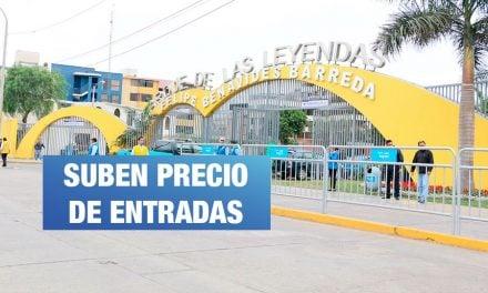 Parque de las Leyendas: Cobrarán entradas a niños mayores de un año