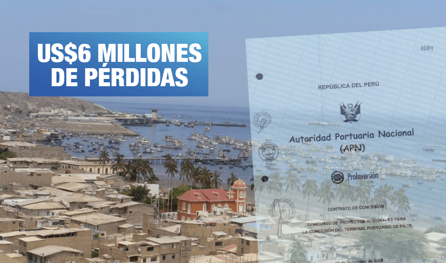 Piura: Pescadores de Paita exigen anulación de contrato con Terminales Portuarios