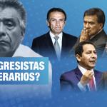 [GRÁFICA] Los cinco congresistas acusados por corrupción en Chiclayo