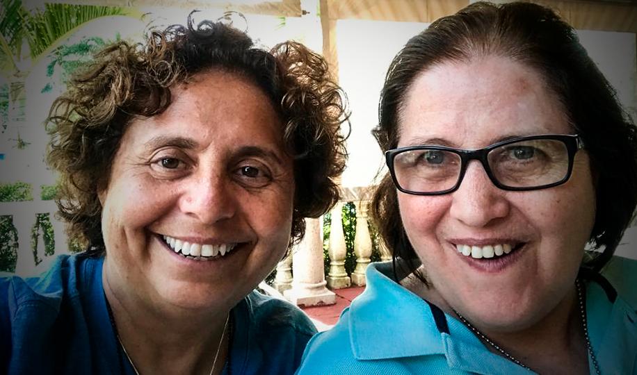 """Susel Paredes y Gracia Aljovín: """"Tenemos que reivindicar el derecho a ser felices"""""""