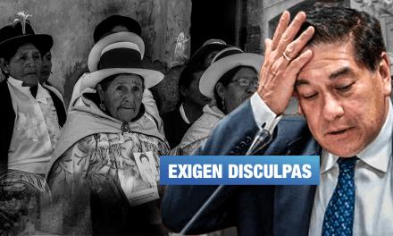 """Familia de Mamá Angélica: """"Congresista ofende al pueblo de Ayacucho y búsqueda de desaparecidos"""""""