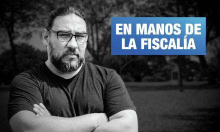 Violencia de género: Ministerio Público investigará a periodista Luis Davelouis